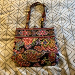 Vera Bradley Signature print grand Tavel bag